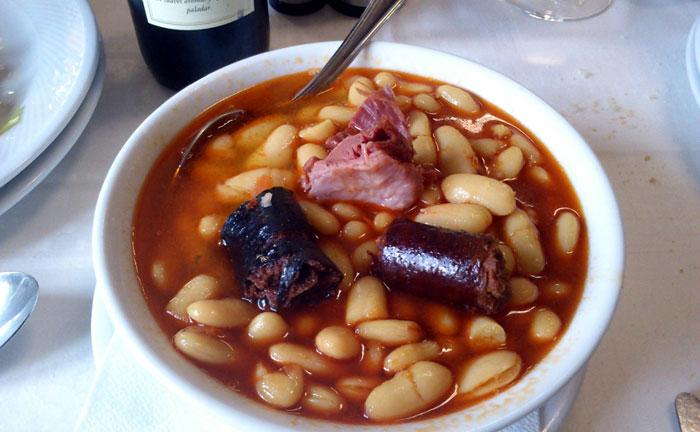 Fabes de asturias