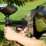 Paintball Asturias, turismo activo y multiaventura, ideal niños