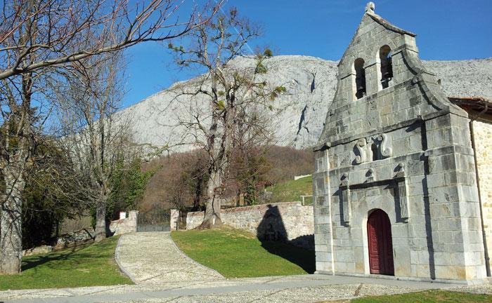 Santuario de nuestra Señora de Cebrano, Carrea, Teverga, Asturias
