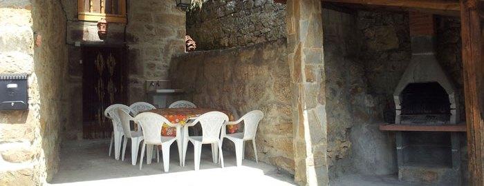 alojamiento barbacoa asturias