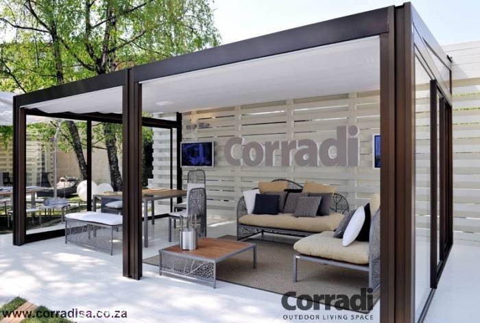 #7 of 32 Photos & Pictures - View Corradi Outdoor Living ... on Corradi Living Space id=87230