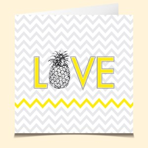 carte vocale parlante Love Ananas