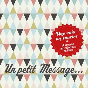 Carte vocale Arlequin – 1€ reversé aux Hôpitaux de Paris