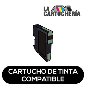Brother LC1100BK / LC980BK Compatible