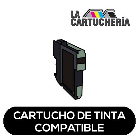 Brother LC1100HYBK Compatible