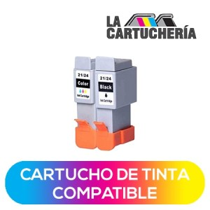 Canon BCI-24C - 6882A026 Compatible