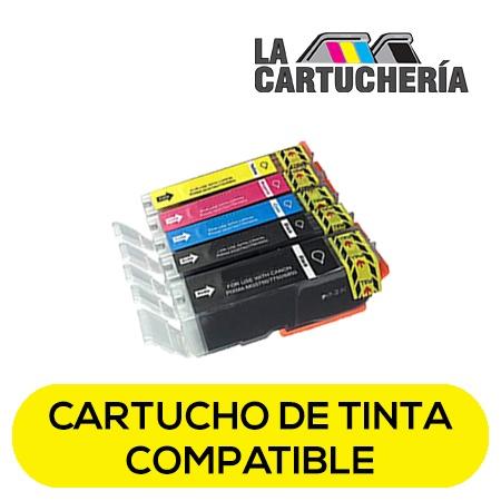Canon CLI551XLY - 6446B00 / CLI551Y - 6511B001 Compatible