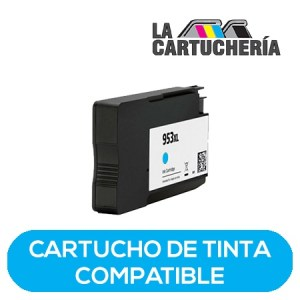 HP F6U16AE no 953XL / F6U12AE no 953 Reciclado