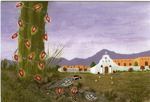 Southwest Christmas Cardsnote Cards Southwest Postcards