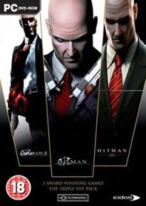 Hitman video juegos agente 47