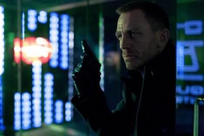 Daniel Craig Skyfall imagen oficial