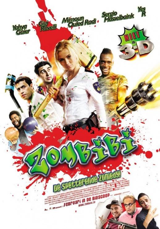 zombibi trailer poster