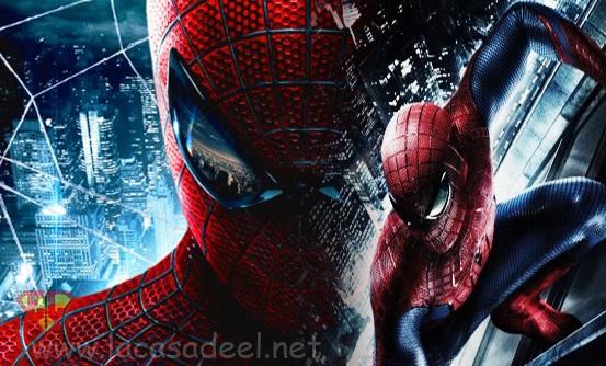 Spot Tv The Amazing Spiderman