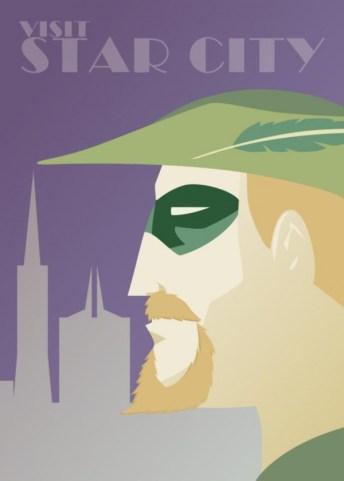 Green Arrow / Flecha Verde