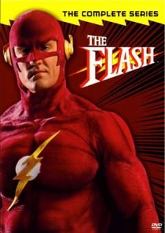 Portada de Flash, el Relámpago Humano.