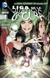 Liga de la Justicia Oscura #1
