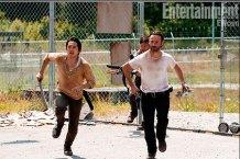 Walking Dead Rick carcel