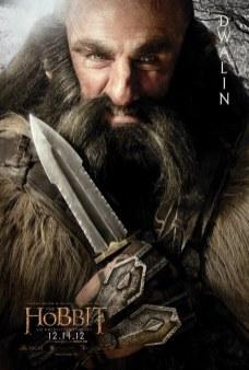 El Hobbit - Dwalin