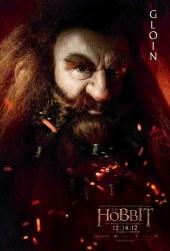 El Hobbit - Gloin