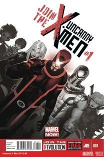 Los Uncanny X-Men de Bendis y Bachalo