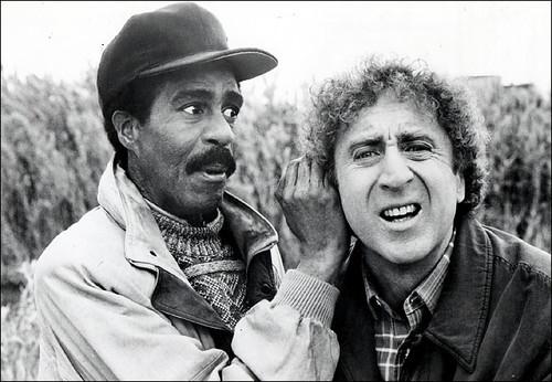 Richard Pryor y Gene Wilder