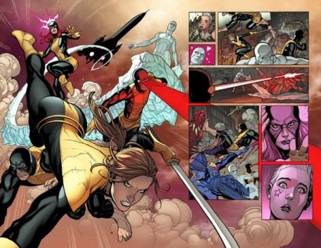 Panel X-Men