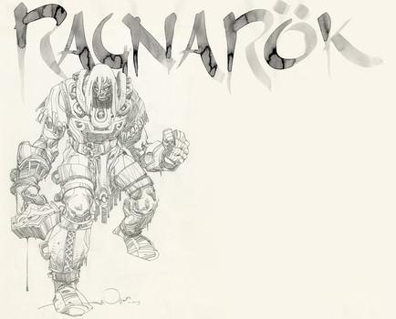 Ragnarok, de Walter Simonson