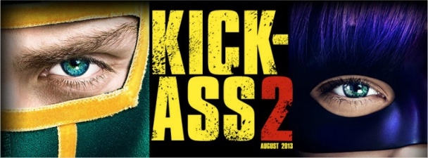 Logotipo Kick Ass 2