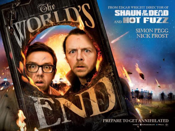 movies the worlds end poster