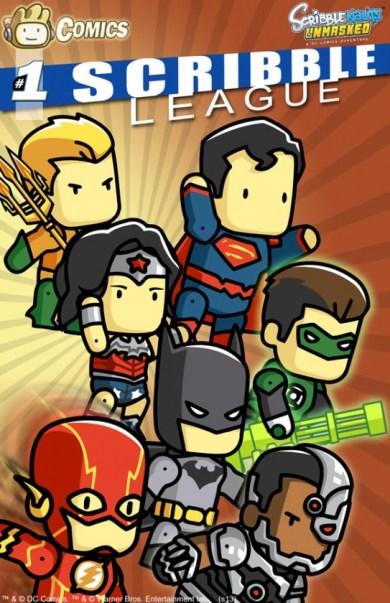 Justice League #1 nuevos 52