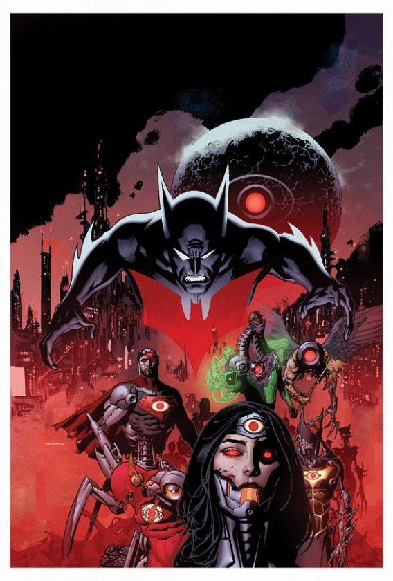 New 52: Future Ends