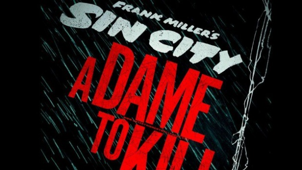 Logo Sin City A Dame to Kill for