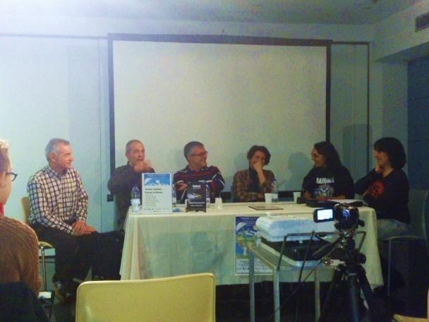 Mesa redonda: CFFTE encuentro de fantasía, ciencia ficción y terror en Montcada i Reixac