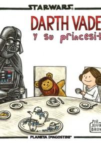 star wars vader y su princesita planeta jeffrey brown