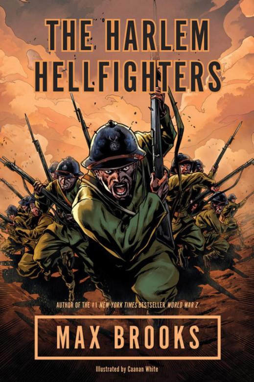 the-harlem-hellfighters-max-brooks portada