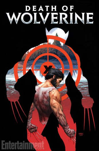 "Portada de ""Death of Wolverine"" #1"