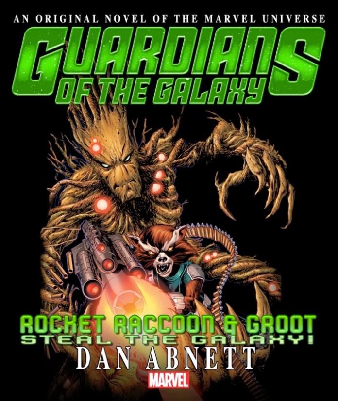 Rocket Raccoon Groot Steal The