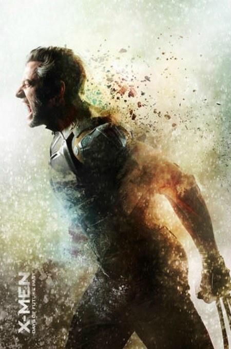 X-Men Dias del futuro pasados cartel 4