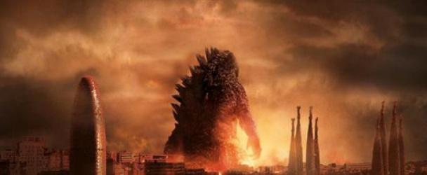 Godzilla en Barcelona
