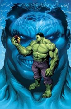 Portada alternativa para Hulk #5