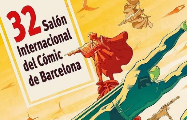 32 Salón del Cómic de Barcelona 2014