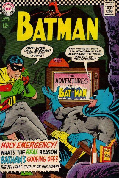 Batman #183