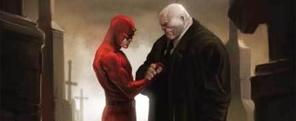 Daredevil y Kingpin