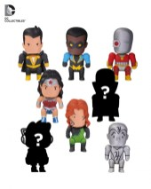 SDCC Scribblenauts DC Collectibles