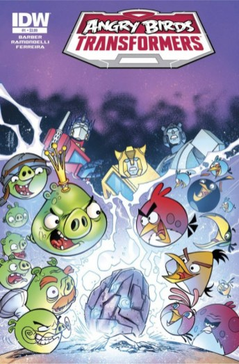 Angry Birds - Transformers