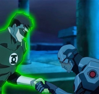 Justice League Throne of Atlantis Preview -11