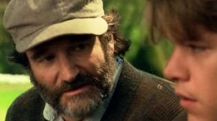 Robin Williams - El indomable Will Hunting