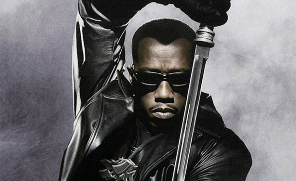 Wesley Snipes Blade 4