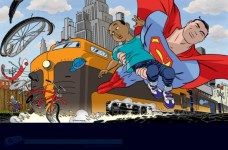 Action comics 37 Darwyn Cooke