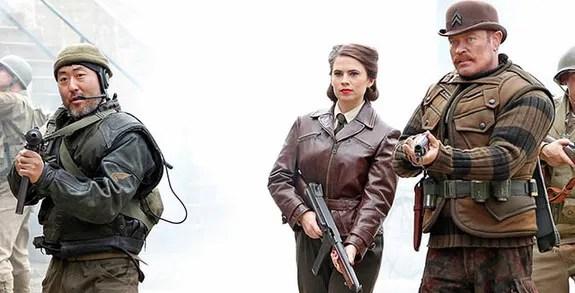 Comandos Aulladores Agentes de Shield